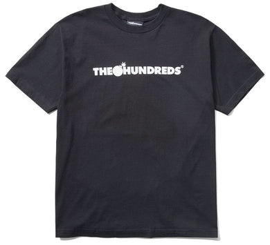 The Hundreds - Forever Bar Tee - Black - Medium - KICKS 'N' STEEZ