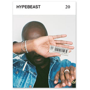 Hypebeast Magazine - Issue #20 - Virgil Abloh Cover - KICKS 'N' STEEZ
