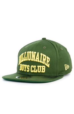 Billionaire Boys Club (BBC) - Bent Snapback - Forest - KICKS 'N' STEEZ