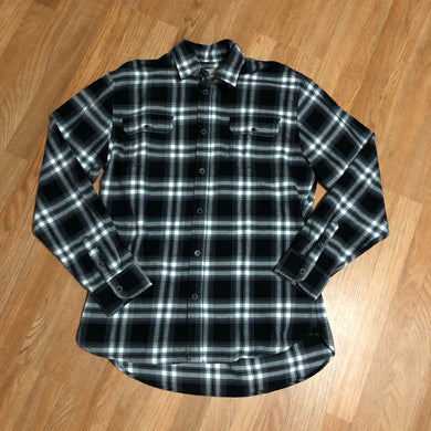 Jachs - Long Sleeve Flannel - Large Tall - KICKS 'N' STEEZ