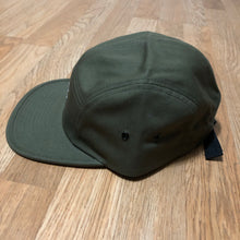 Kicks 'N' Steez (KNS) - 5 Panel Camp Cap - Olive - KICKS 'N' STEEZ
