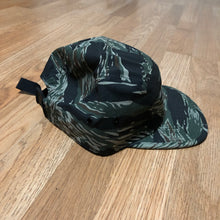 Kicks 'N' Steez (KNS) - 5 Panel Camp Cap - Tiger Camo - KICKS 'N' STEEZ