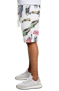 Billionaire Boys Club (BBC) - Motorways Shorts - KICKS 'N' STEEZ