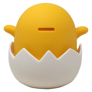 Monogram - Gudetama - Figural PVC Bank - KICKS 'N' STEEZ