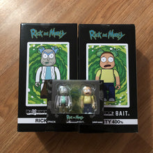 Be@rbrick x Bait - Rick & Morty (Complete Set) - KICKS 'N' STEEZ