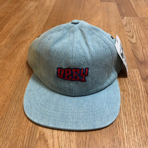 Obey - 6 Panel Hat - Light Denim - OS