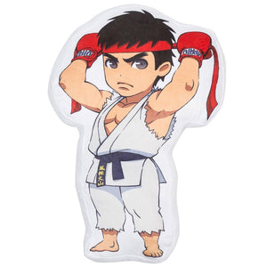 Bait x Street Fighter - Plush Pillow - Ryu - KICKS 'N' STEEZ