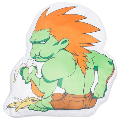 Bait x Street Fighter - Plush Pillow - Blanka - KICKS 'N' STEEZ