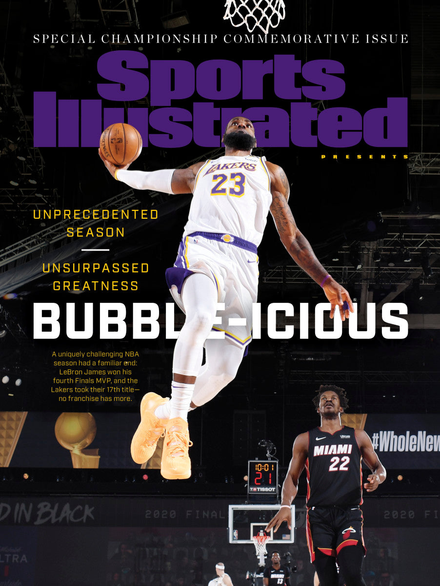 Sports illustrated - 2020 Special Championship Commemorative Issue - LA Lakers