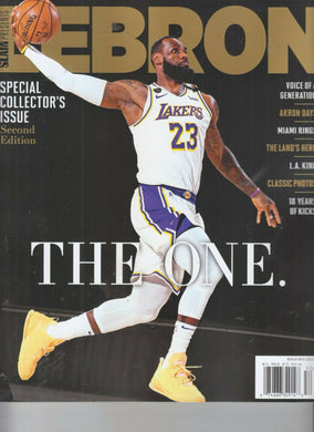SLAM Magazine - 2020 Lebron - Special Collector's Issue - 2nd Edition