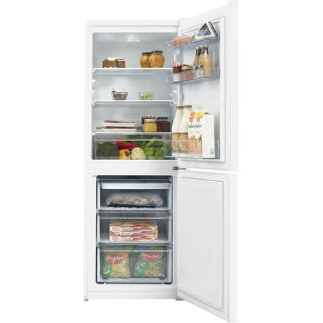 Beko CCFM1552W 55cm Frost Free Fridge Freezer - Appliance Village