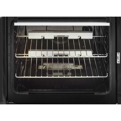 Beko EDG6L33W Double Oven Gas Cooker with Glass Lid - Appliance Village