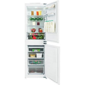 Blomberg KNM4561I 50/50 Integrated Frost Free Fridge Freezer - Appliance Village