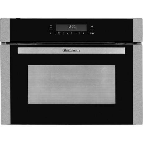 Blomberg OKW9440X Built In Electric Combi Microwave Oven - Appliance Village