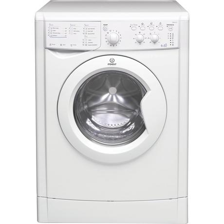 Indesit IWDC6125 6kg/5kg Washer Dryer - Appliance Village