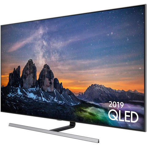 "Samsung QE65Q80RATXXU 65"" QLED 4K HDR Smart TV - Appliance Village"