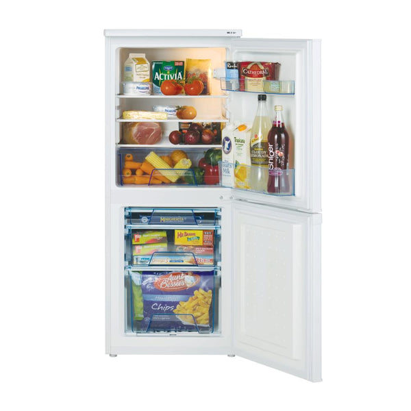 Lec T5039 50/50 Manual Defrost Fridge Freezer - Appliance Village