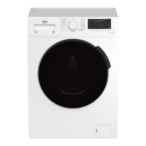 Beko WDB7426S1CW 7kg/4kg Washer Dryer - Appliance Village