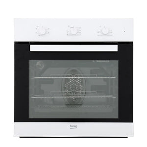 Beko CIF71W Built In Electric Single Oven - White - A Rated - Appliance Village