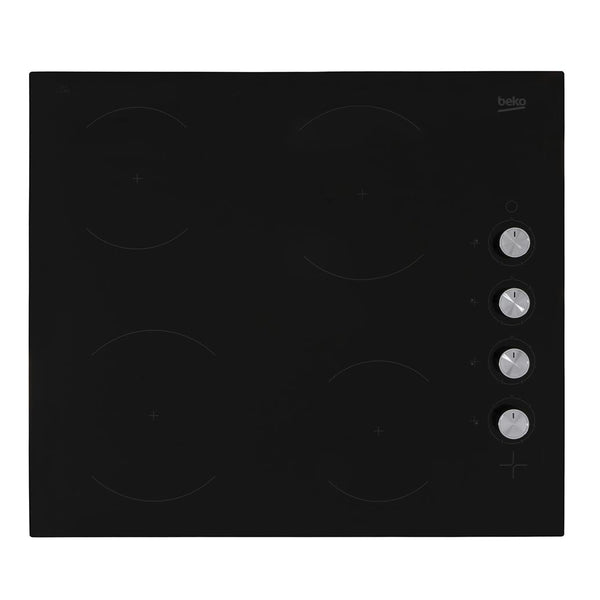 Beko CIHV21B 60cm Ceramic Hob - Appliance Village