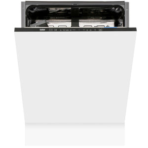 Beko DIN15C10 Integrated Full Size Dishwasher - Appliance Village