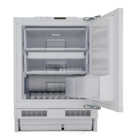 Blomberg FSE1630U Integrated Static Freezer - A+ Rated - Appliance Village