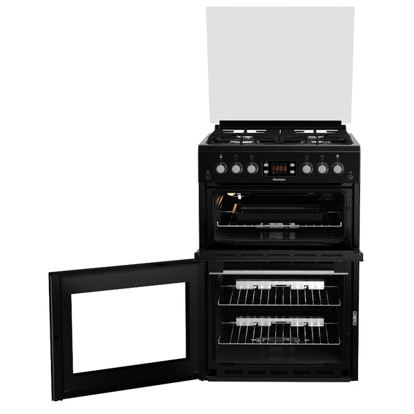 Blomberg GGN64Z 60cm Double Oven Gas Cooker - Appliance Village