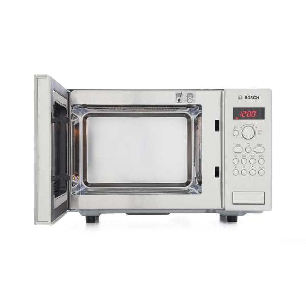 Bosch HMT75G451B 17 Litre Microwave With Grill - Appliance Village