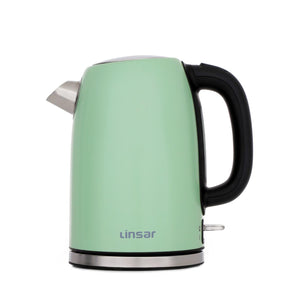 Linsar JK115GREEN 1.7 Litre Jug Kettle - Appliance Village