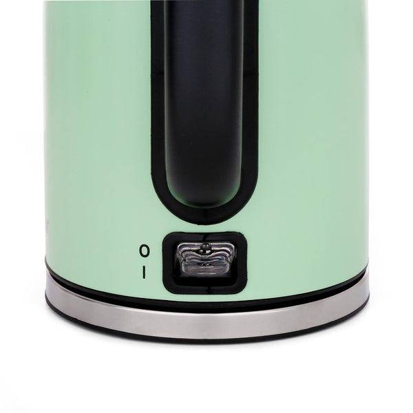 Linsar JK115GREEN 1.7 Litre Jug Kettle - GREEN - Appliance Village