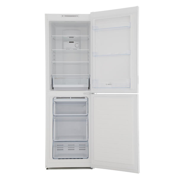 Bosch KGN34NW3AG 60cm Frost Free Fridge Freezer - White - A++ Rated - Appliance Village