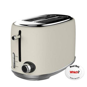 Linsar KY865CREAM 2 Slice Toaster - Appliance Village