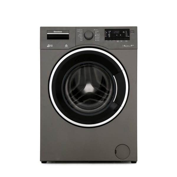Blomberg LWF28442G 8kg 1400 Spin Washing Machine - Graphite - A+++ Rated - Appliance Village