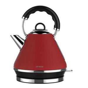 Linsar PK117RED 1.7 Litre Pyramid Kettle - Appliance Village