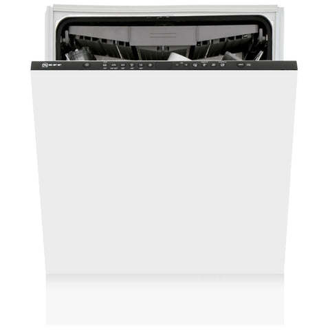 Neff S513M60X2G Integrated Full Size Dishwasher - Appliance Village