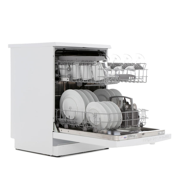 Bosch SMS25AW00G Full Size Dishwasher - White - A++ Rated - Appliance Village