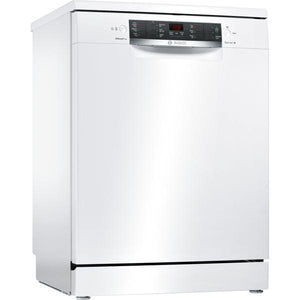 Bosch SMS67MW00G 14 Place Settings Full Size Dishwasher with PerfectDry - Appliance Village