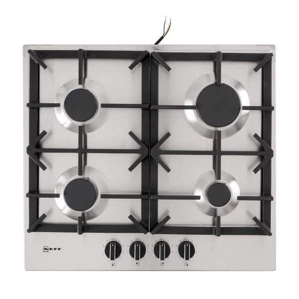 Neff T26DS49N0 60cm Gas Hob - Appliance Village