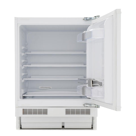 Blomberg TSM1750U Integrated Auto Defrost Larder Fridge - Appliance Village