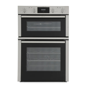 Neff U1DCC1BN0B Built In Double Electric Oven - Stainless Steel - A/B Rated - Appliance Village
