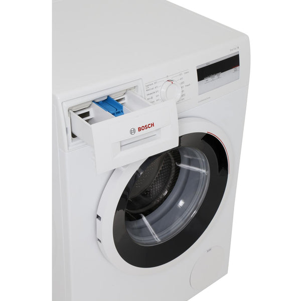 Bosch WAN28001GB 7kg 1400 Spin Washing Machine - White - A+++ Rated - Appliance Village
