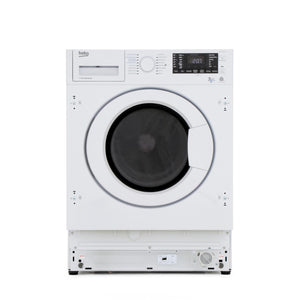 Beko WDIC752300F2 Integrated 7kg/5kg 1200 Spin Washer Dryer - Appliance Village