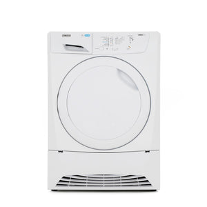 Zanussi ZDP7206PZ 7kg Condenser Tumble Dryer - White - B Rated - Appliance Village