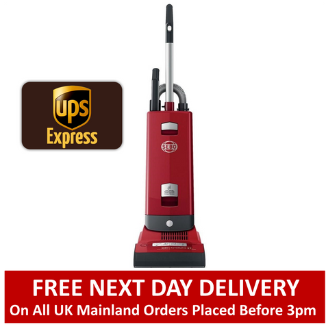 Sebo 91503GB X7 Upright Vacuum Cleaner - Appliance Village