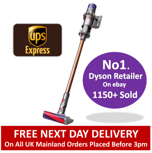 Dyson V10ABSOLUTE+ Cyclone Cordless Vacuum Cleaner - Appliance Village