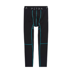 Men's compression legging front view