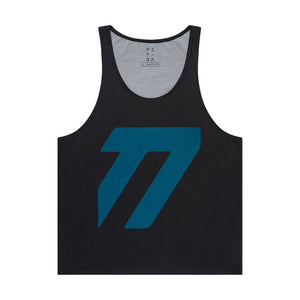 Men's quick dry tank top front view
