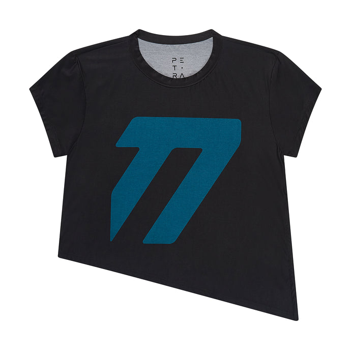 Women's quick dry t-shirt front view