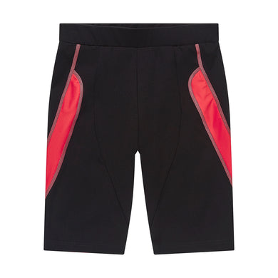 Women's compression shorts front view