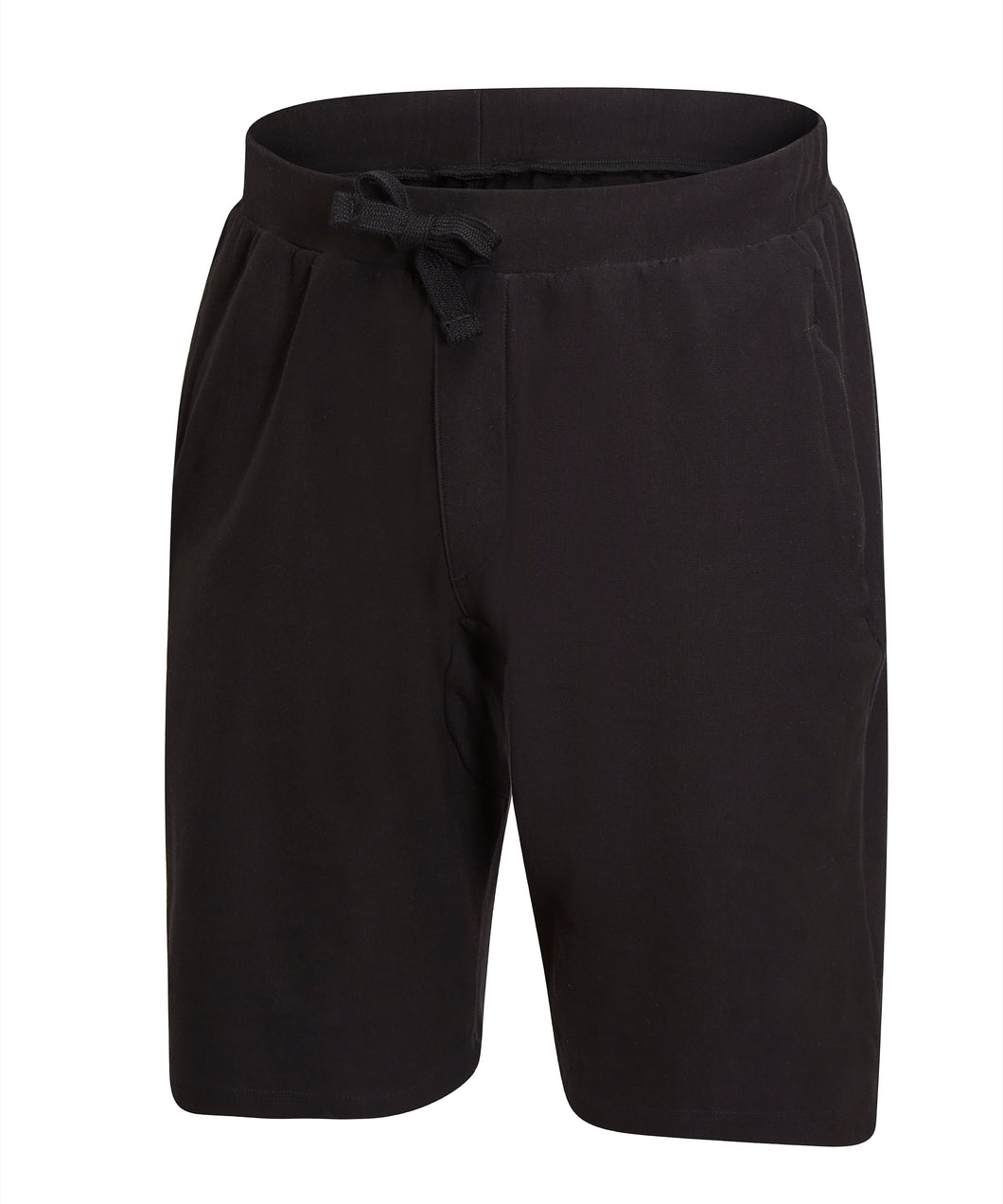 Tailored cotton shorts  front view